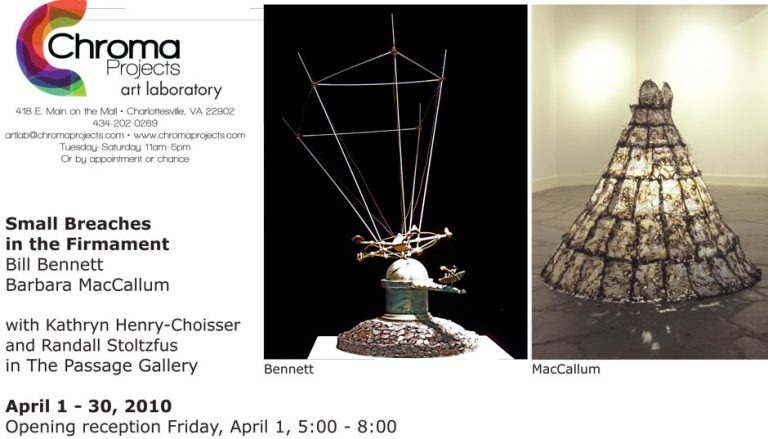 Chroma Projects April 1st