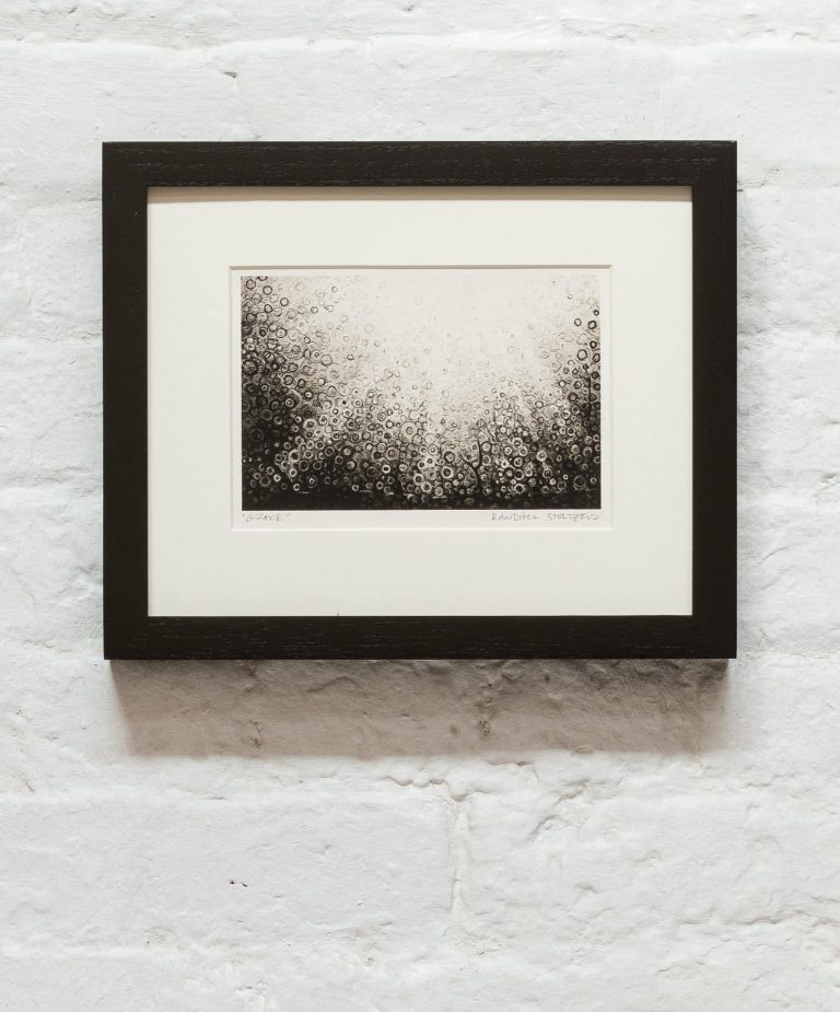 Winter scenes in these postcards have me dreaming about snow | Collectible carbon black didgital postcards by Brooklyn Artist Randall Stoltzfus | #affordable #art
